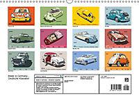 Made in Germany - Illustrationen deutscher Oldtimer (Wandkalender 2019 DIN A3 quer) - Produktdetailbild 13