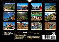 Madeira - blaues Wasser, grüne Berge, bunte Blumen (Wandkalender 2019 DIN A4 quer) - Produktdetailbild 4