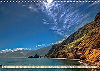 Madeira - blaues Wasser, grüne Berge, bunte Blumen (Wandkalender 2019 DIN A4 quer) - Produktdetailbild 5