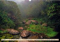 Madeira - blaues Wasser, grüne Berge, bunte Blumen (Wandkalender 2019 DIN A3 quer) - Produktdetailbild 1