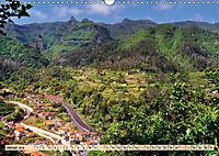 Madeira - blaues Wasser, grüne Berge, bunte Blumen (Wandkalender 2019 DIN A3 quer) - Produktdetailbild 12