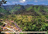 Madeira - blaues Wasser, grüne Berge, bunte Blumen (Wandkalender 2019 DIN A4 quer) - Produktdetailbild 1
