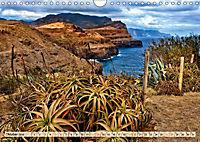 Madeira - blaues Wasser, grüne Berge, bunte Blumen (Wandkalender 2019 DIN A4 quer) - Produktdetailbild 10