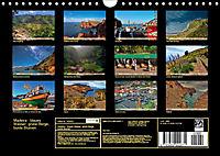 Madeira - blaues Wasser, grüne Berge, bunte Blumen (Wandkalender 2019 DIN A4 quer) - Produktdetailbild 13