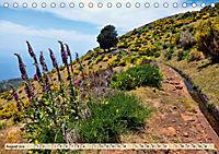 Madeira - blaues Wasser, grüne Berge, bunte Blumen (Tischkalender 2019 DIN A5 quer) - Produktdetailbild 8