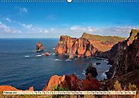 Madeira - blaues Wasser, grüne Berge, bunte Blumen (Wandkalender 2019 DIN A2 quer) - Produktdetailbild 2