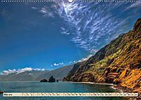 Madeira - blaues Wasser, grüne Berge, bunte Blumen (Wandkalender 2019 DIN A2 quer) - Produktdetailbild 5