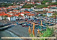 Madeira - blaues Wasser, grüne Berge, bunte Blumen (Wandkalender 2019 DIN A2 quer) - Produktdetailbild 11