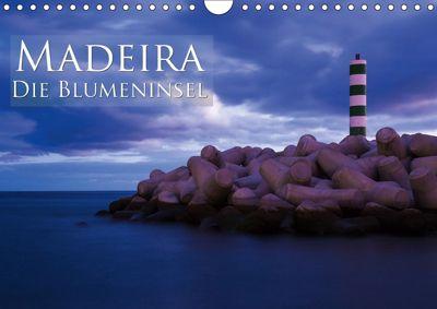 Madeira - Die Blumeninsel (Wandkalender 2019 DIN A4 quer), Philipp Radtke