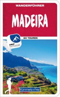 Madeira Wanderführer - Peter Mertz  