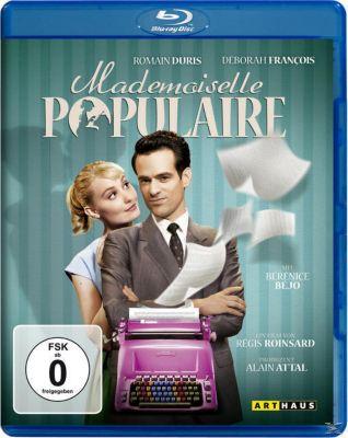 Mademoiselle Populaire, Régis Roinsard, Daniel Presley, Romain Compingt