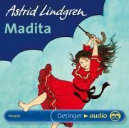 Madita, 1 Audio-CD, Astrid Lindgren
