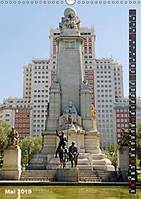Madrid (Wandkalender 2019 DIN A3 hoch) - Produktdetailbild 5