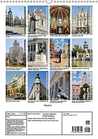 Madrid (Wandkalender 2019 DIN A3 hoch) - Produktdetailbild 13