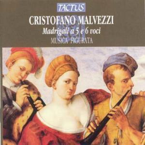 Madrigale zu 5 und 6 Stimmen, Musica Figurata