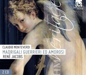 Madrigali Guerrieri Ed Amorosi, Rene Jacobs, Concerto Vocale