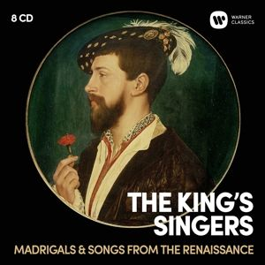 Madrigals & Songs From The Renaissance, The King's Singers