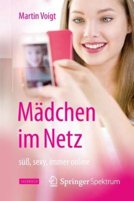 Mädchen im Netz, Martin Voigt