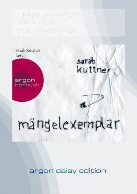Mängelexemplar, 1 MP3-CD, Sarah Kuttner