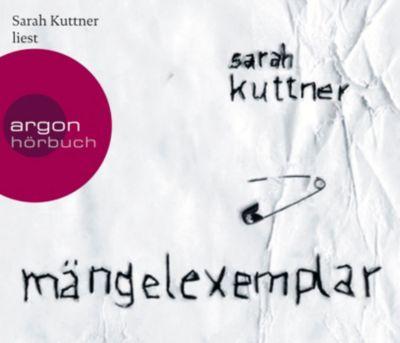Mängelexemplar, 5 Audio-CDs, Sarah Kuttner