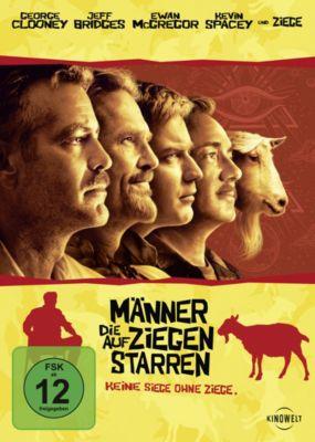Männer, die auf Ziegen starren, Jon Ronson