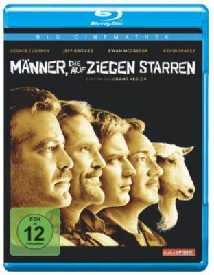 Männer, die auf Ziegen starren - Blu Cinemathek, Jon Ronson, Peter Straughan