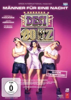 Männer für eine Nacht - Desi Boyz, Deepika Padukone