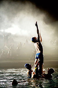 Männer im Wasser - Produktdetailbild 4