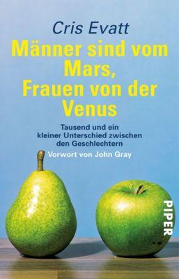 Männer sind vom Mars, Frauen von der Venus, Cris Evatt