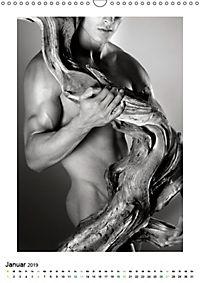 Männer ... und ihre Wurzeln (Wandkalender 2019 DIN A3 hoch) - Produktdetailbild 1