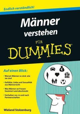 Männer verstehen für Dummies, Wieland Stolzenburg