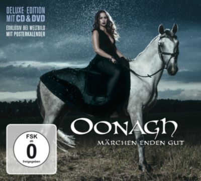 Märchen enden gut (Exklusive Deluxe Edition inkl. Posterkalender, CD+DVD), Oonagh