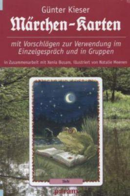 Märchen-Karten, m. Anleitungsbuch - Günter Kieser pdf epub