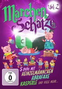 Märchen Schätze Vol.2, Kasperle,Abrafaxe Usw. Heinzelmännchen
