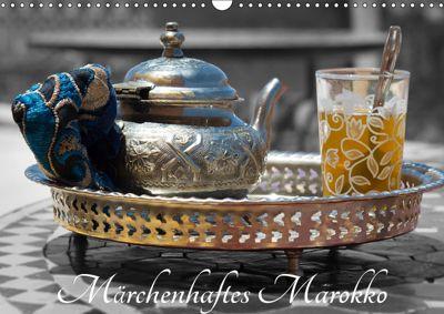 Märchenhaftes Marokko (Wandkalender 2019 DIN A3 quer), Torsten Antoniewski