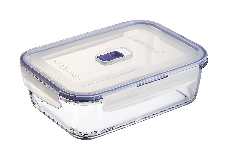Maser Vorratsdosen Set Mit Active Deckel Glas Pure Box 3 Teilig