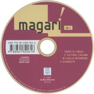 Magari: 2 Audio-CDs, Alessandro DeGiuli, Carlo Guastalla, Ciro Massimo Naddeo