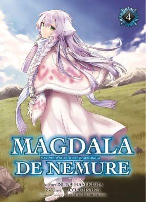Magdala de Nemure, May your soul rest in Magdala