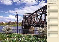Magdeburg an der Elbe 2019 (Tischkalender 2019 DIN A5 quer) - Produktdetailbild 2