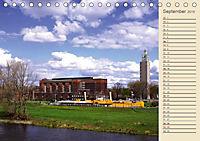 Magdeburg an der Elbe 2019 (Tischkalender 2019 DIN A5 quer) - Produktdetailbild 9