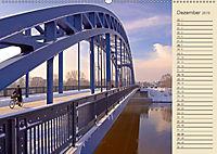 Magdeburg an der Elbe 2019 (Wandkalender 2019 DIN A2 quer) - Produktdetailbild 12