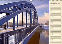 Magdeburg an der Elbe 2019 (Wandkalender 2019 DIN A3 quer) - Produktdetailbild 12