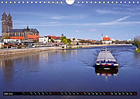 Magdeburg an der Elbe 2019 (Wandkalender 2019 DIN A4 quer) - Produktdetailbild 6