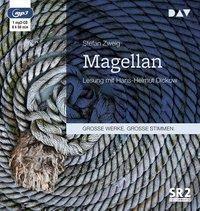 Magellan, 1 MP3-CD, Stefan Zweig