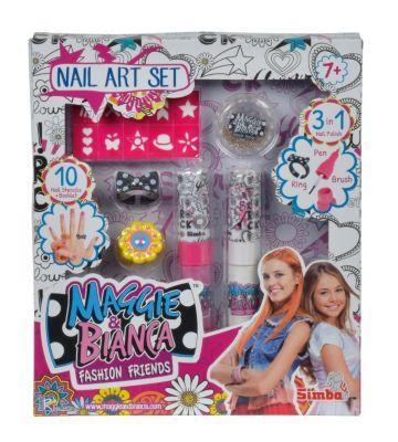 Maggie & Bianca Nail Art Set