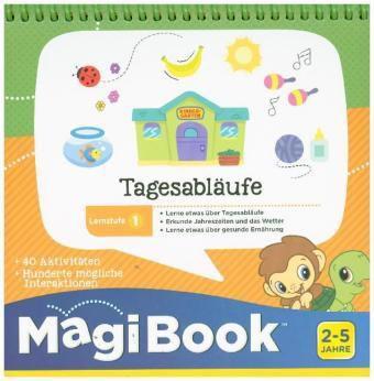 Magibook - Lernstufe 1 - Tagesabläufe