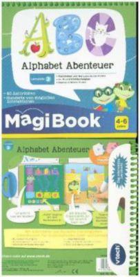 Magibook - Lernstufe 2 - Alphabet Abenteuer