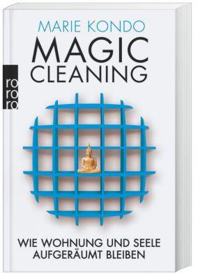 Magic Cleaning, Marie Kondo