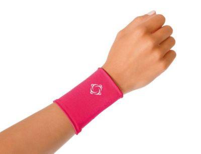 Magic Copper Handgelenk-Bandagen 1 Paar pink, Gr. L