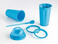 Magic Freez Slushy Eisbecher, blau - das Original - Produktdetailbild 5